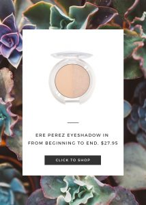 Ere Perez Eyeshadow From Beginning To End