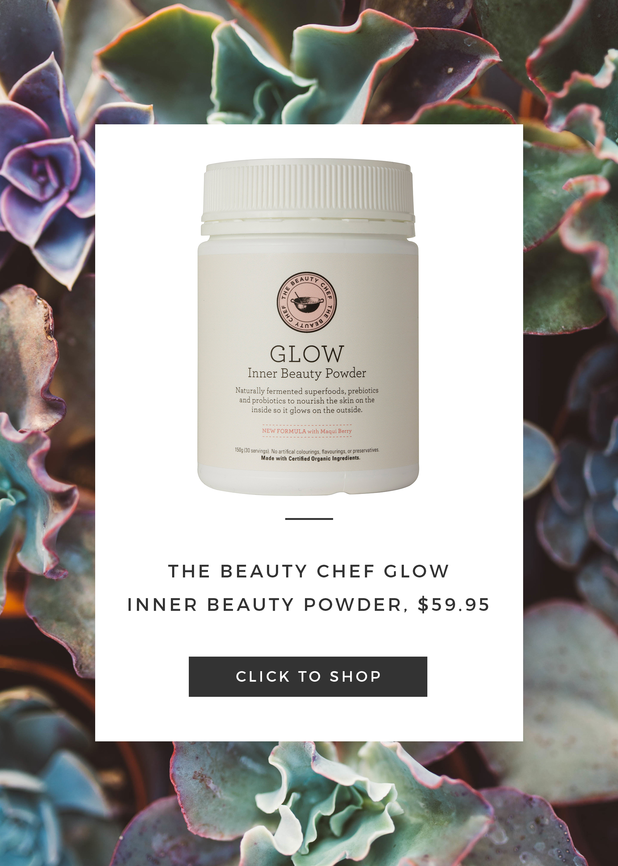 Glow Inner Beauty Powder