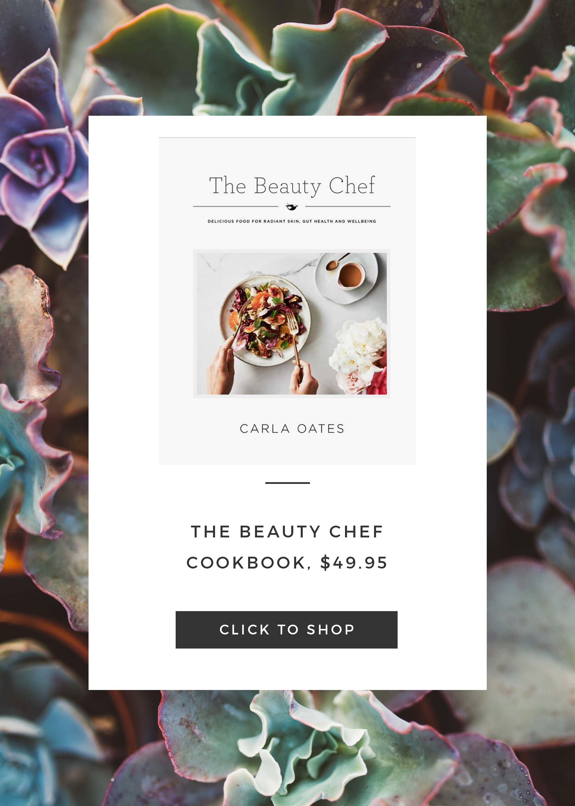gift ideas the beauty chef