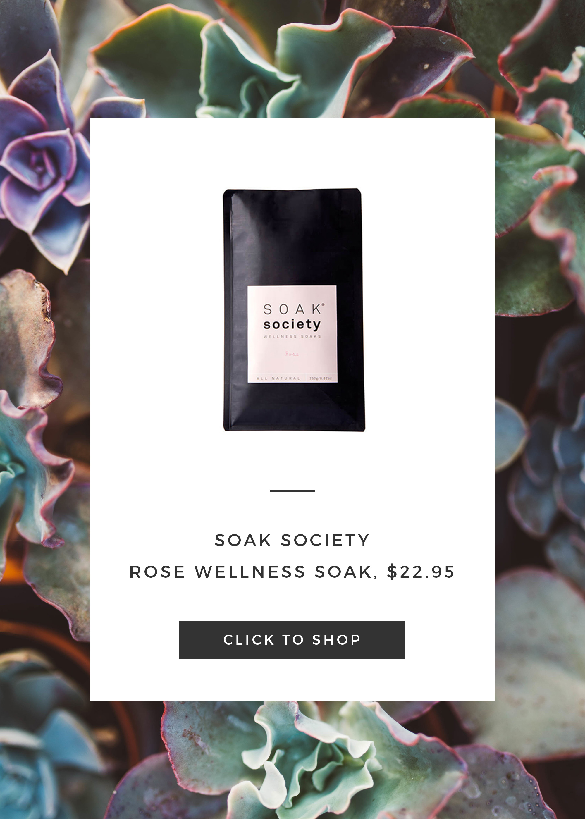 soak society valentine's day