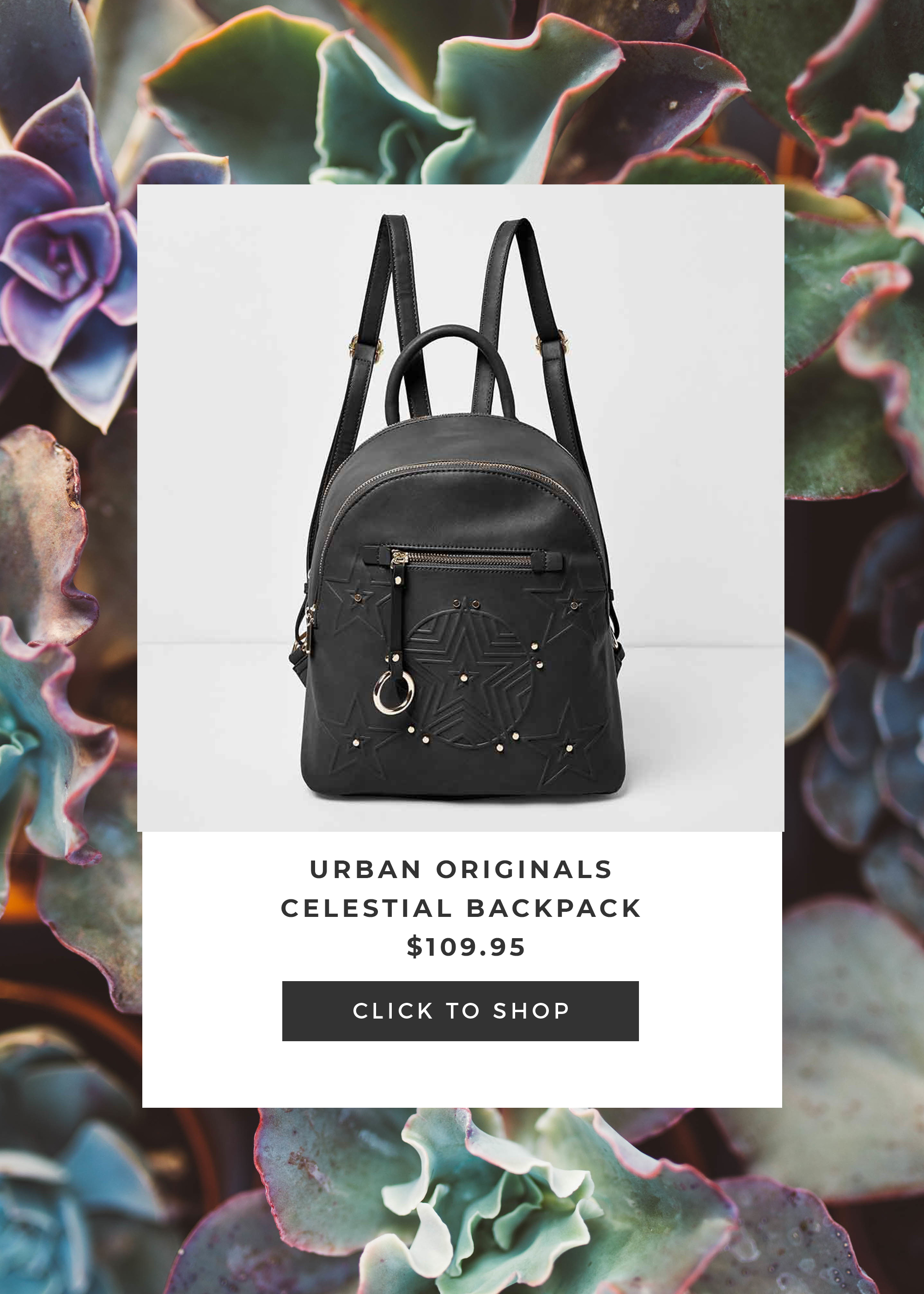 Urban Originals Backpack